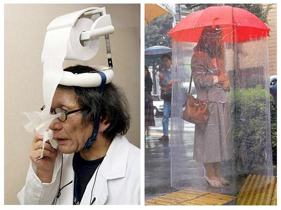 Be nosinaičių virš galvos, svarbu pastebėti ir akinius akių lašams.