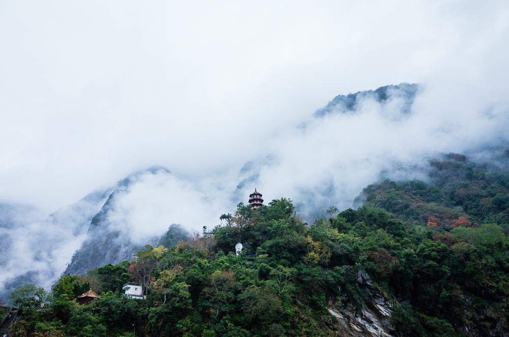 Xiangde Temple, Tianxiang, Taroko
