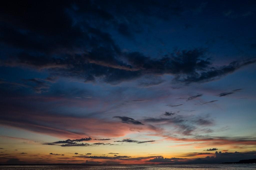 Saulėlydis, Gili Air