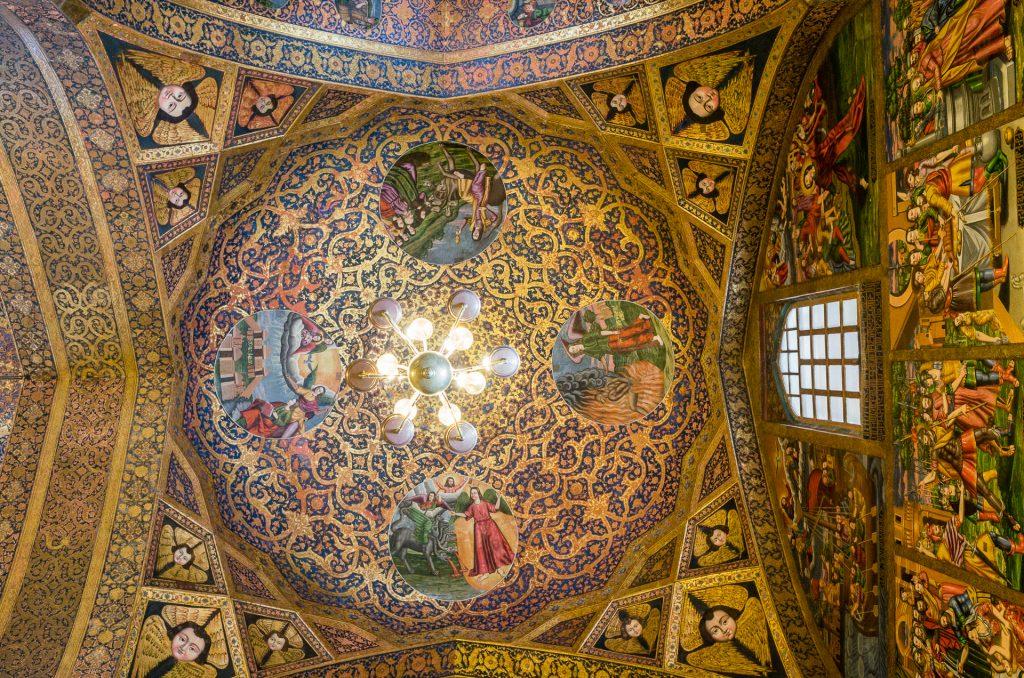 Armėnų bažnyčia.
